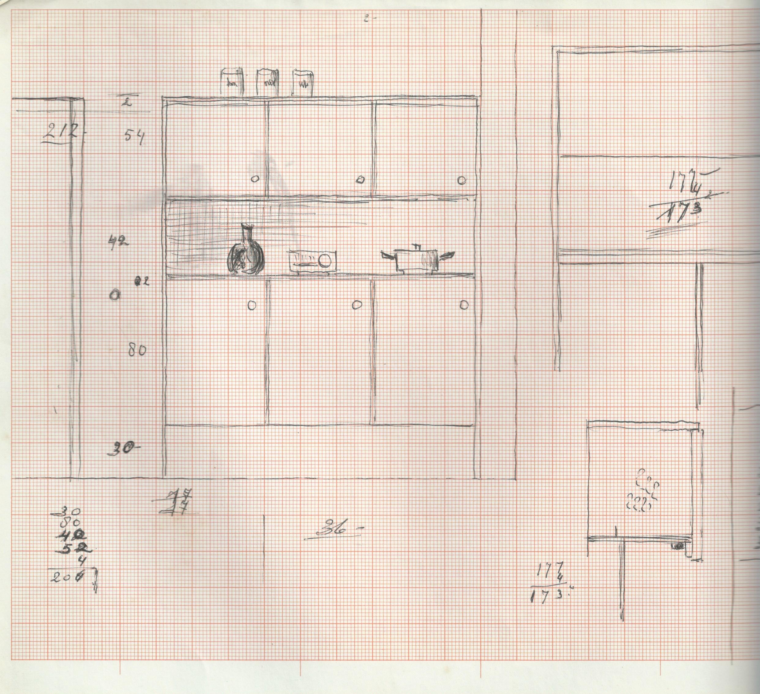 Ontwerpen louis van teeffelen for Keukenkast ontwerpen